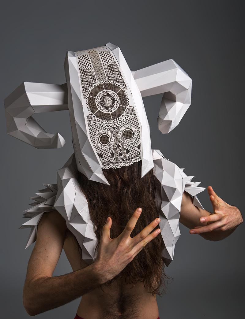 énorme réduction pas cher pour réduction grande qualité Création de masques en papier – 3 | GRAPHISME